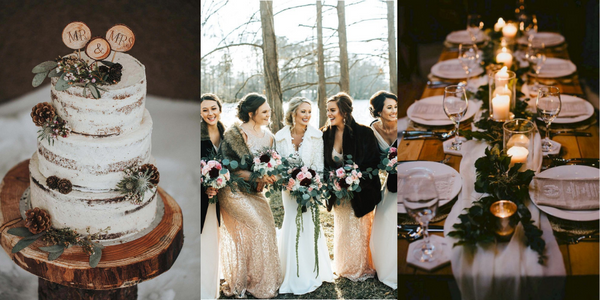 photography bridal gowns winter wedding cozy warm ambiance outdoor heater photography candlelight fireside fashion magical fairytale wedding raishma dress tips cake table settings