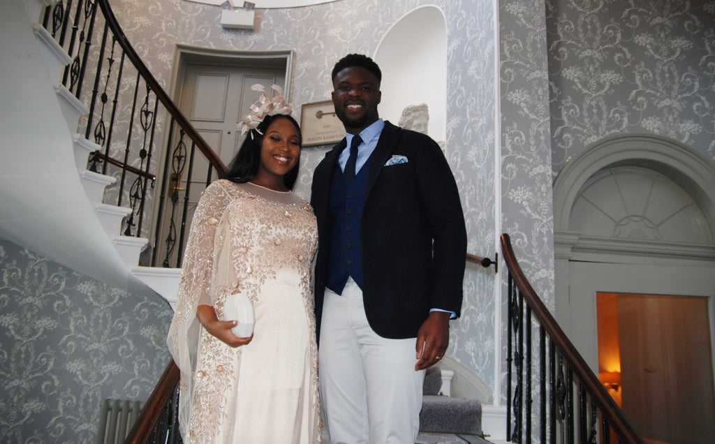 KARL LOKKO AND WIFE CASSIE _Royal wedding _CW MEDIA (50)