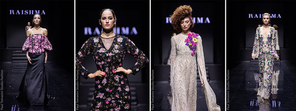 Raishma Paris Fashion Week Couture 2020
