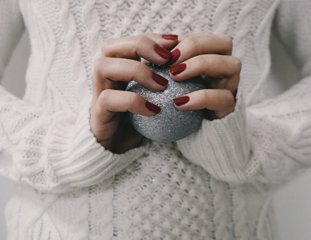 banner and featured nails