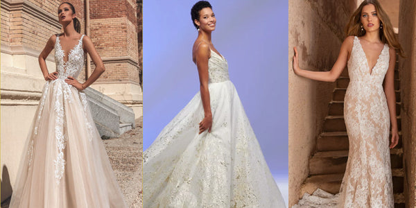 Champagne Wedding Trends 2021