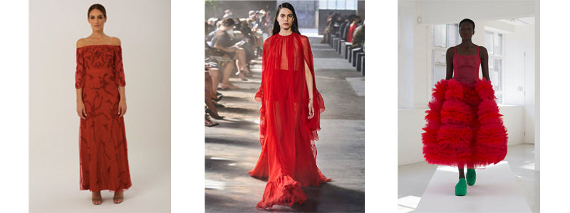 Red SS21 trend