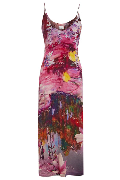 Lhasa Sunset Dress