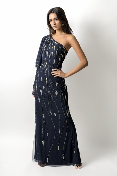 Navy Jamie Gown