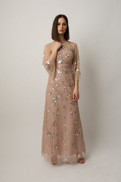 Blush Joan Gown