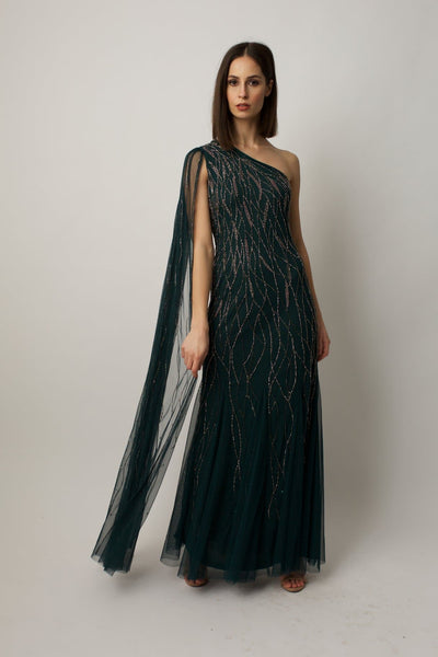 Green Mila gown