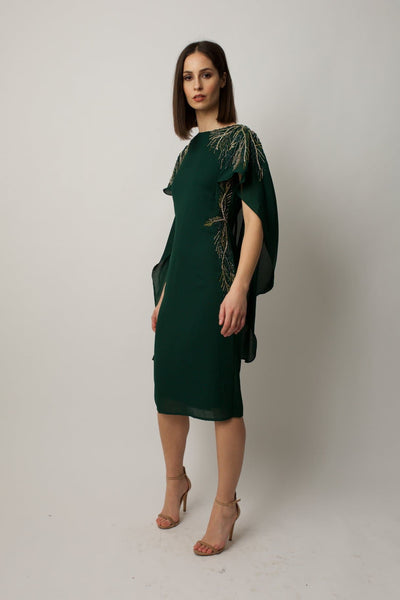 Green Eva Dress