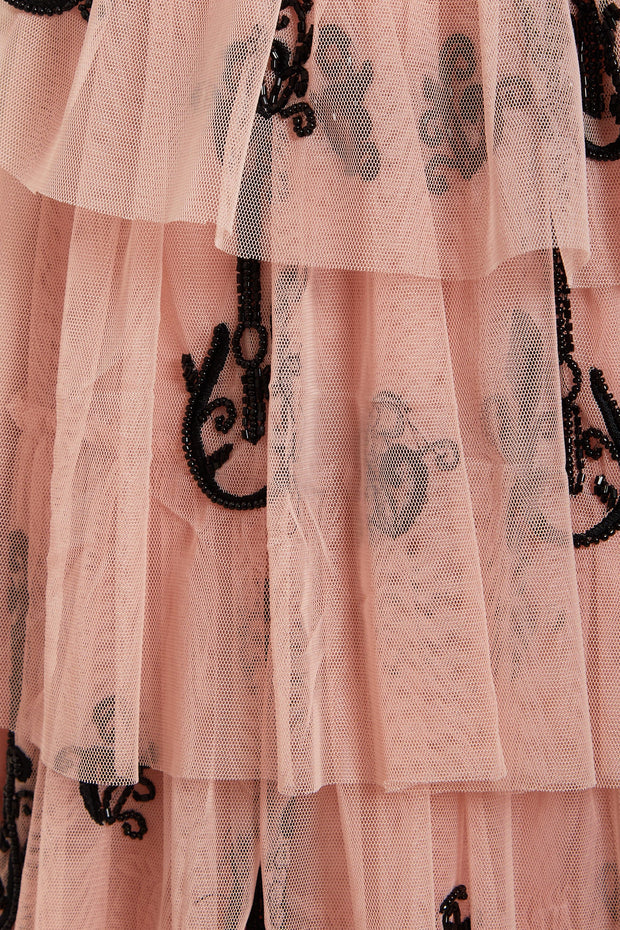 Blush Valerie Dress