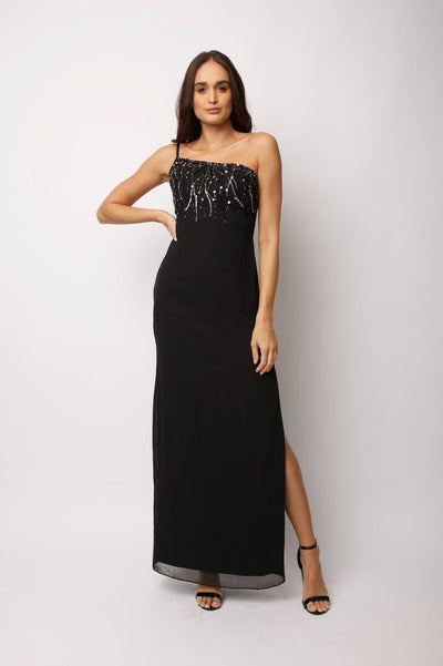Black Lisa Gown