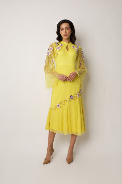 Yellow Blaire Dress
