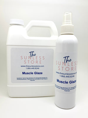 The Sunless Store Muscle Glaze