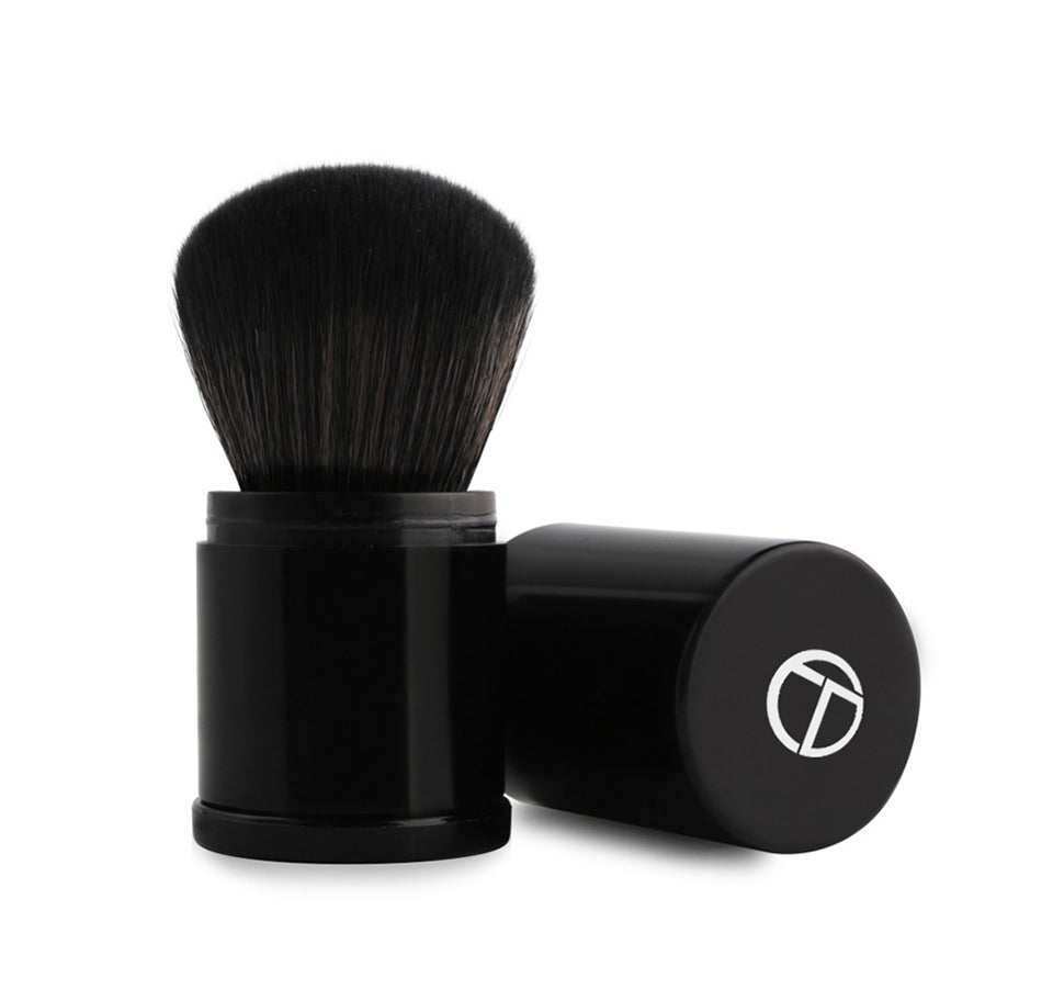 Professional Retractable Makeup Brush for Blending