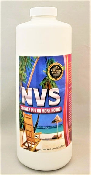 The Sunless Store NVS Spray Tanning Solution