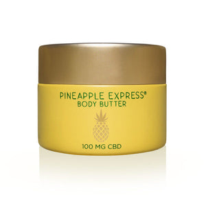 Pineapple Express Body Butter