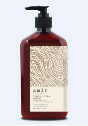 Amir Clean Beauty Touch of Tan Moisturizer & Tan Extender