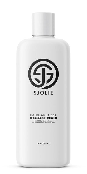 Sjolie Hand Sanitizer Gel (Extra Strength)