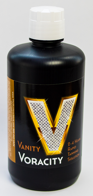 Vanity Vorocity 2-4 Hour Rapid Tanning Solution