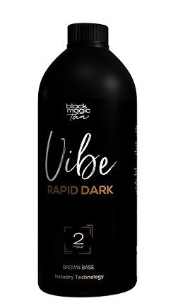 Black Magic Vibe Rapid Brown Base
