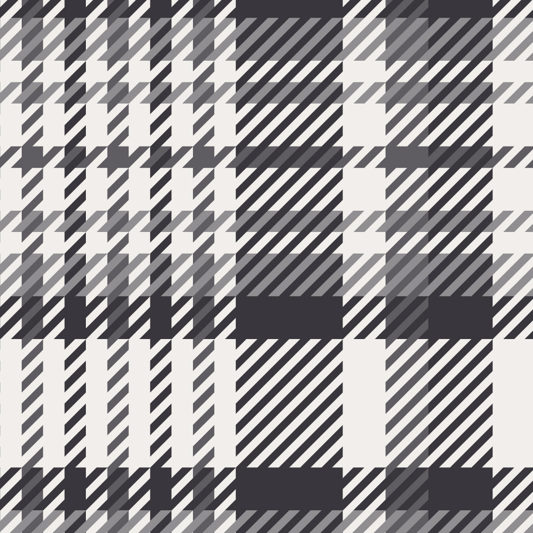 ic: Even lines and flawless transitions, a Perfect Plaid!