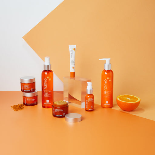 Transform and revive with a brightening skincare routine
