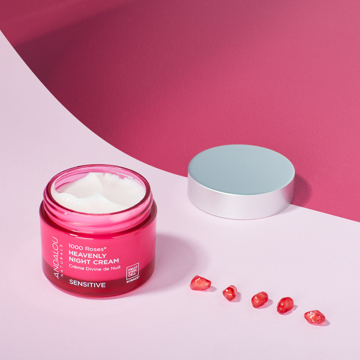 Sensitive 1000 Roses Heavenly Night Cream