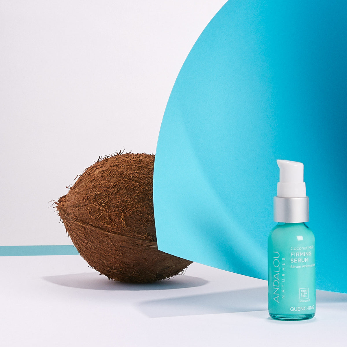 Quenching Coconut Milk Firming Serum