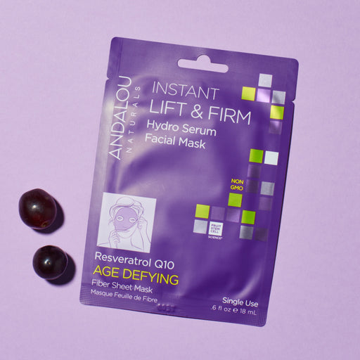 Instant Lift & Firm Facial Hydro Serum Sheet Mask