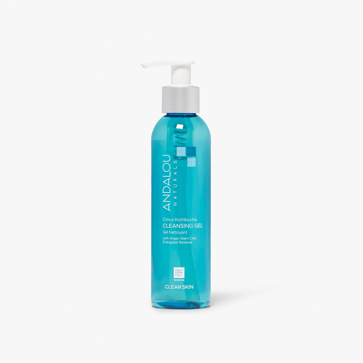 Clear Skin Citrus Kombucha Cleansing Gel