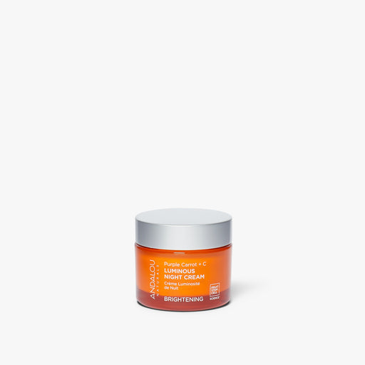 Brightening Purple Carrot + C Luminous Night Cream