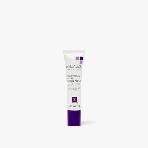 Age Defying Resveratrol Q10 Night Repair Cream 12ml