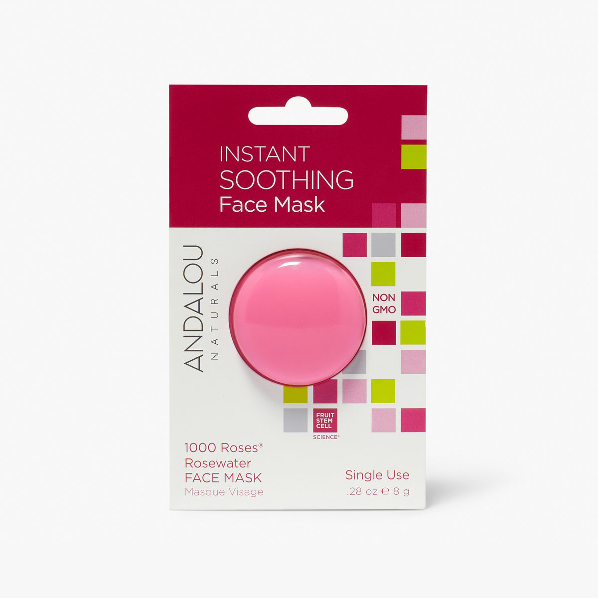 Instant Soothing Face Mask Pod