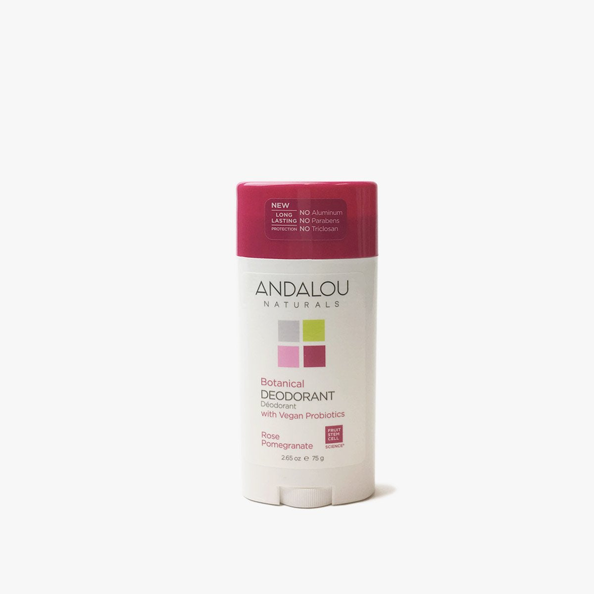 Rose Pomegranate Botanical Deodorant