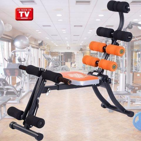 21 Exercise Abdominal Machine - dreamtoys