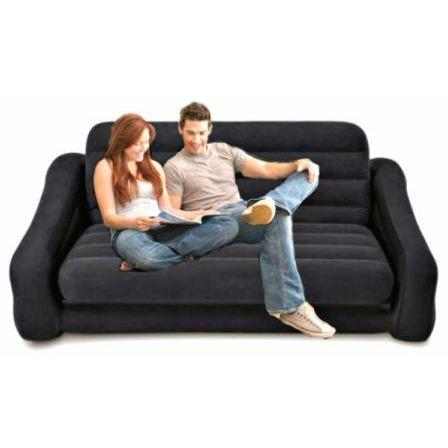Intex Inflatable Pull-Out Sofa - dreamtoys