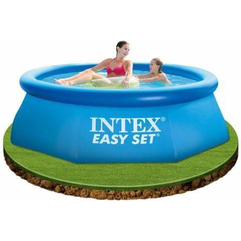 Intex Easy Family Pool 10ft x 30in With Filter - dreamtoys