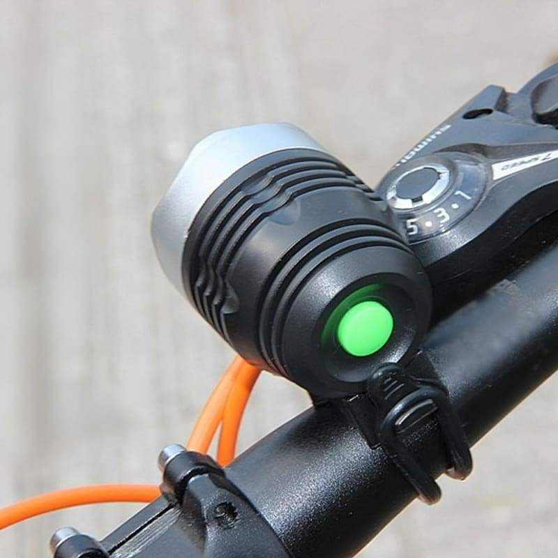 Cool Led 3000LM 3Modes Head light Bicycle Lamp Bike Cycling Torch