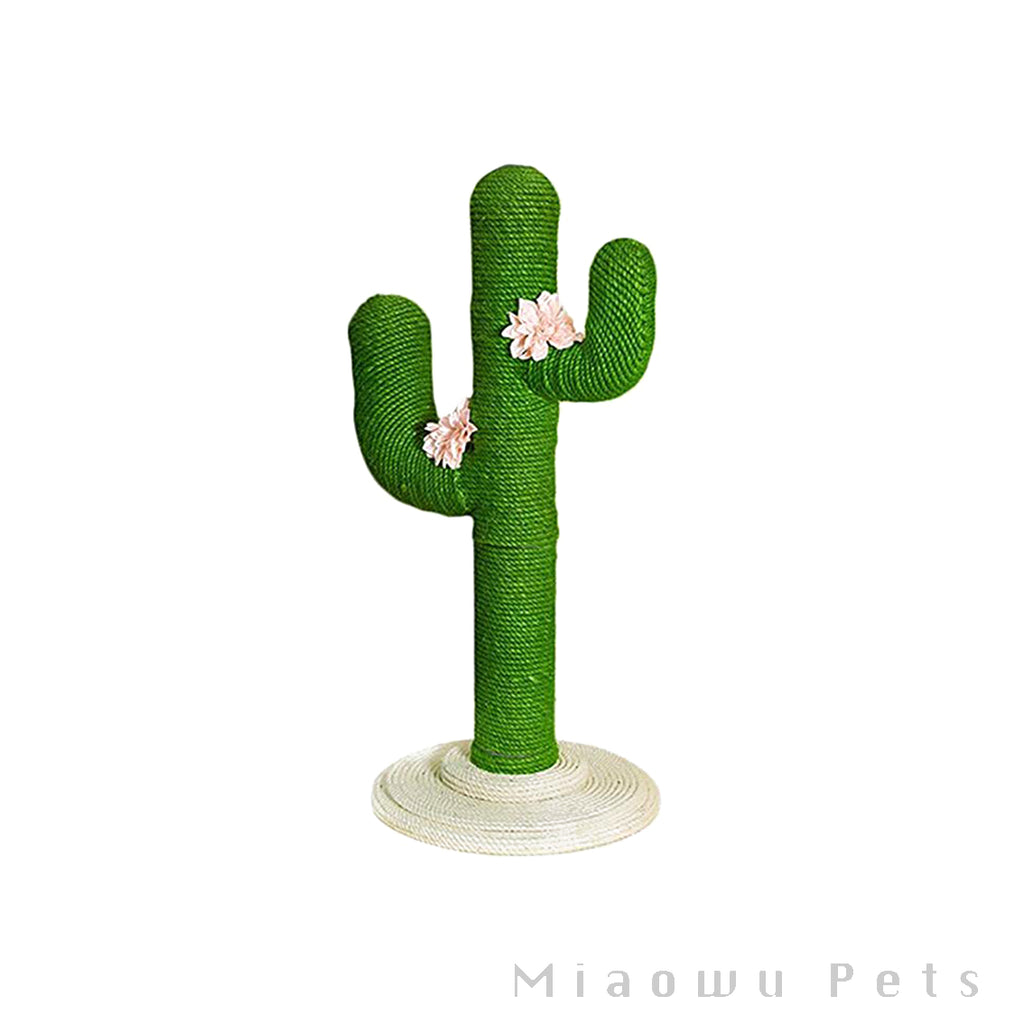 Vetreska Oasis Cactus Cat Scratcher small