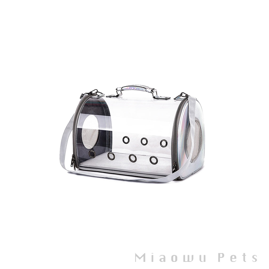 Laser pet carrier