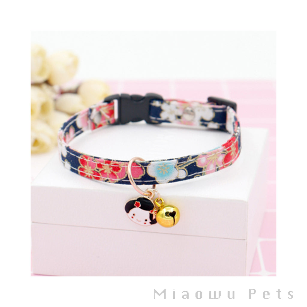 Pet Japanese style collar
