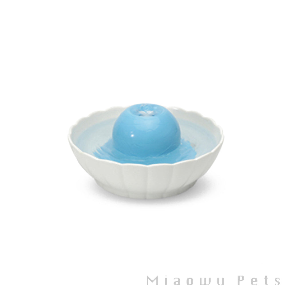 Pet ceramic water fountain