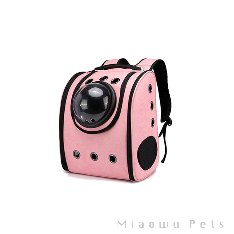 Pet Transparent outing backpack