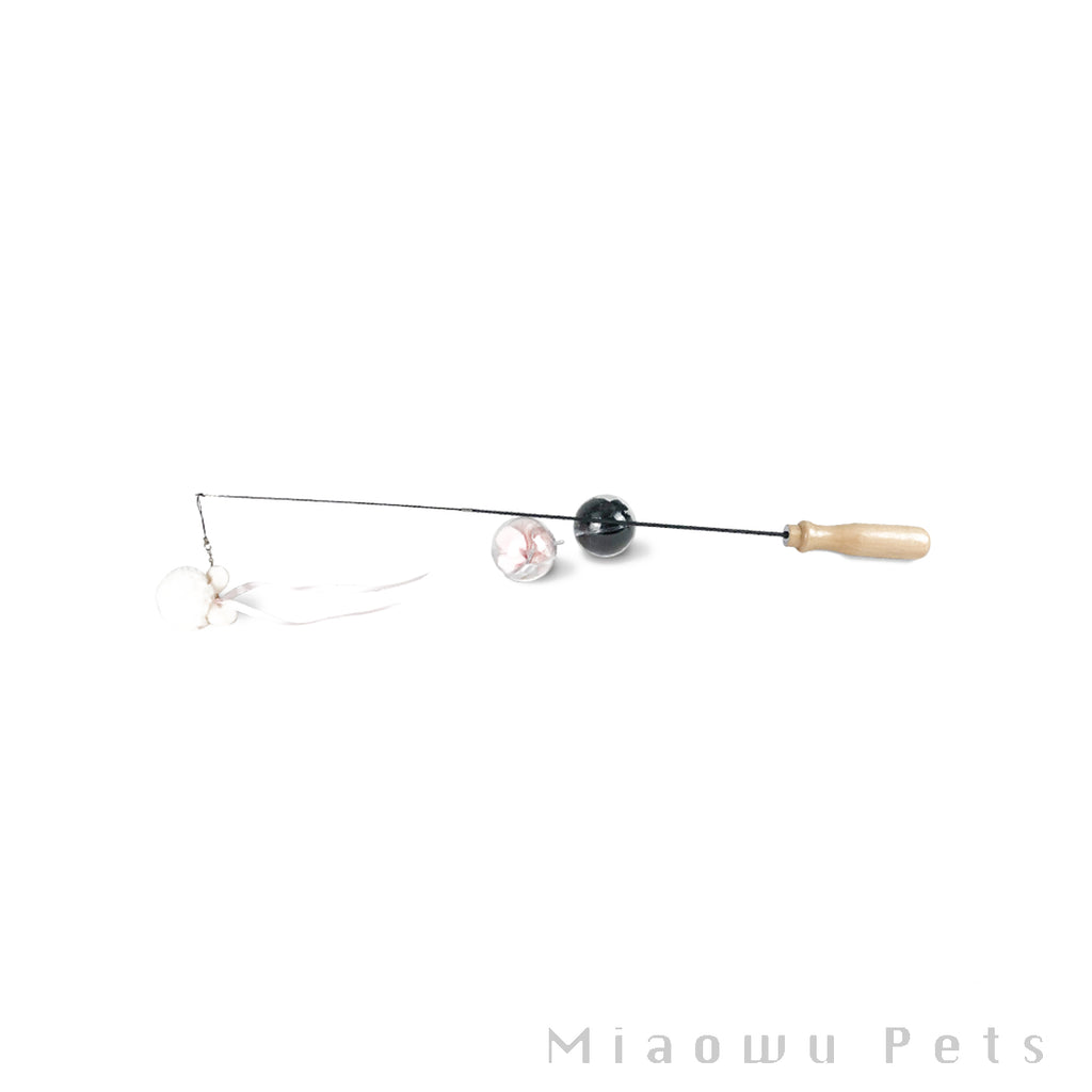 Fishing cat sword cat stick