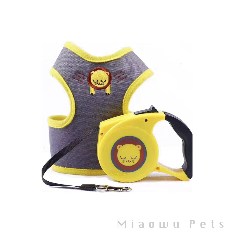 Little Lion Leash Set