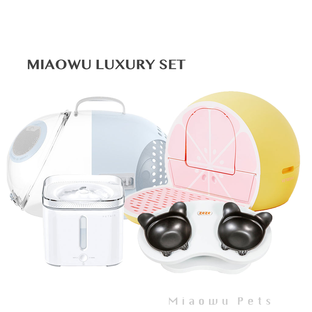 miaowu luxury set