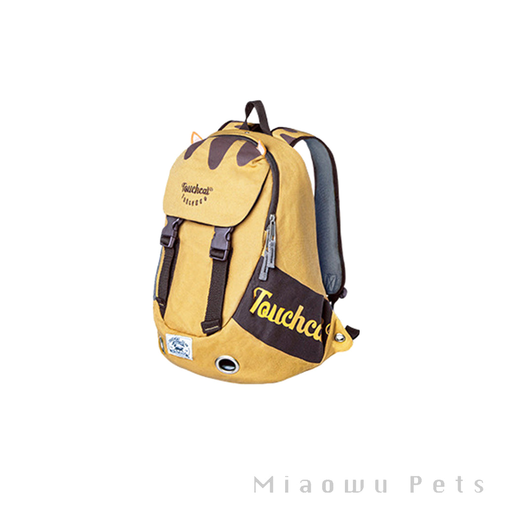 Touchdog cat series pet backpack