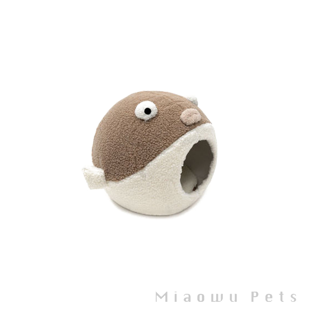 Zeze Balloon fish Pocket