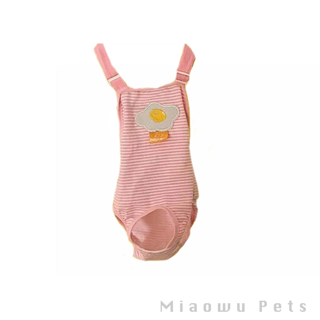 Pet cute apron