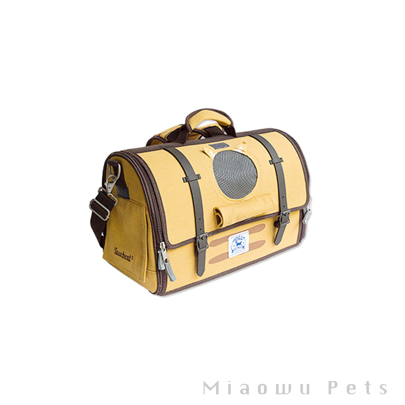 Touchdog pet outgoing backpack