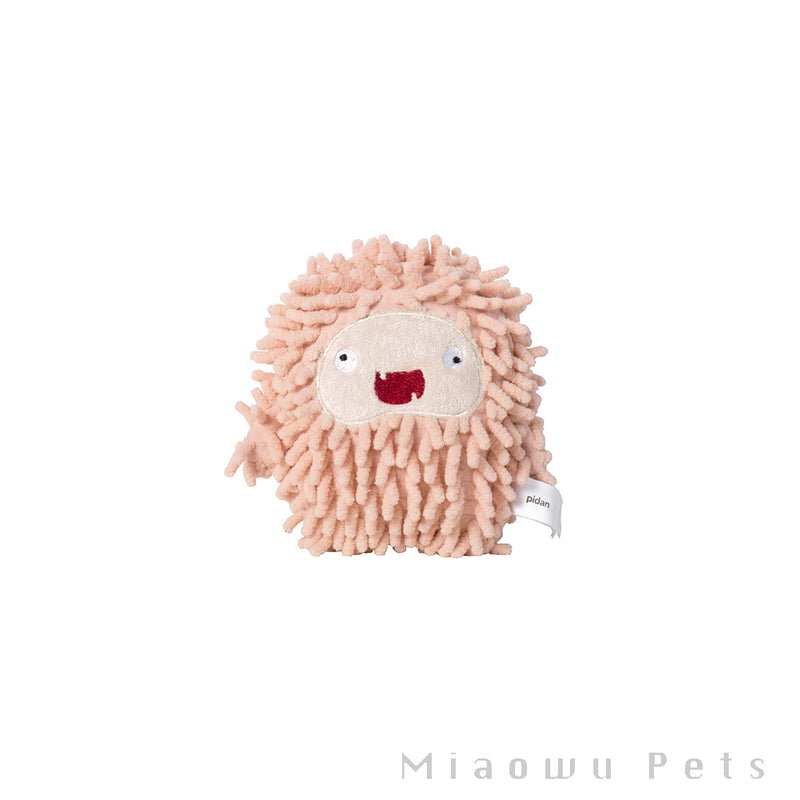 Pidan Plush Toy -Pink Fluffy