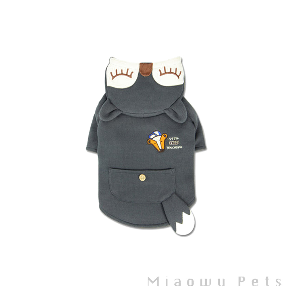 Touchdog fox pet cloth